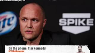 Download Tim Kennedy Explains Why Bjorn Rebney Is Necessary for MMAAA Video