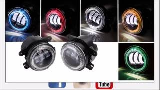 Download Xprite 4″ LED Fog Light Install for a 07-16 Jeep Wrangler Video