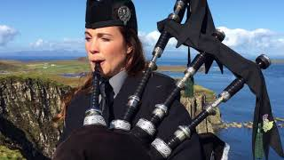 Download Dark Isle Piper: The Gael ( Last of the Mohicans Theme) Video