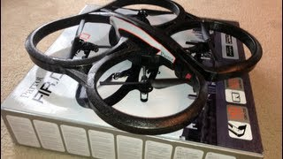 Download Unboxing A.R. Drone 2.0 - Primeras impresiones (Video) Video