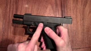 Download Firearms Tips and Techniques for Beginners: Basic Parts of a Semiautomatic Pistol Video