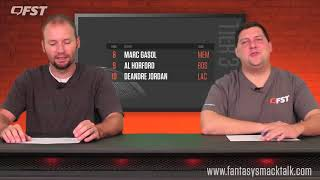 Download 2017-2018 Fantasy Basketball Center Tiers and Rankings Video