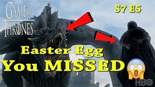 Download Easter Eggs You Missed-Game Of Thrones 7x05 Trailer Season 7 Episode 5 Promo Preview Video