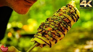 Download Hashimaki Street Food Made In The Forest Video