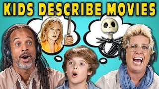 Download Can Parents Guess Movies Described By Kids? #5 (React) Video
