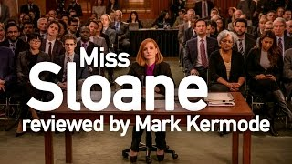 Download Miss Sloane reviewed by Mark Kermode Video
