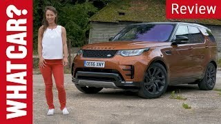 Download Land Rover Discovery 2017 review – is this the new king of SUVs? | What Car? Video