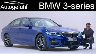 Download All-new BMW 3-Series 2019 REVIEW G20 Exterior Interior 3 Series 3er - Autogefühl Video