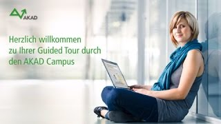 Download Guided Tour durch den AKAD Campus Video