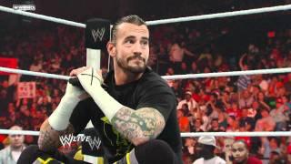 Download Raw: CM Punk demands a WWE Championship Match Video
