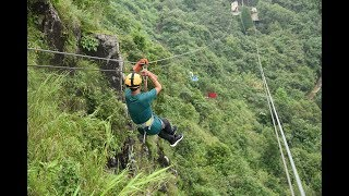 Download Zipline Adventure at Sohra, Meghalaya Video