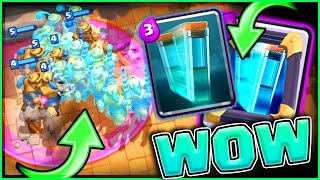 Download YOU CAN MIRROR THE CLONE SPELL!? • New Clash Royale Update! Video