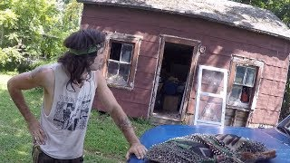Download AMAZING TREASURES #1 Picking at an old Barn with friends Video