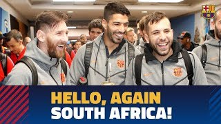 Download Trip to South Africa Video