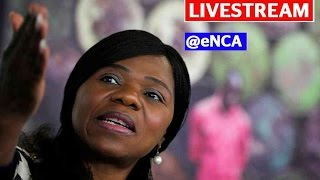 Download LIVESTREAM: Former Public Protector clears the air on damning leaked report Video