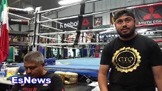 Download Jose Ramirez Fights July 7 Will Have Robert Garcia In His Corner EsNews Boxing Video
