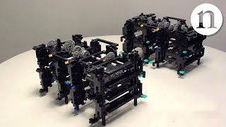 Download Lego Antikythera Mechanism Video