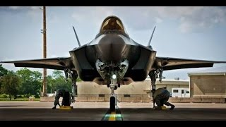 Download F-35 & F-22 Display - Avalon Air Show 2017 Video