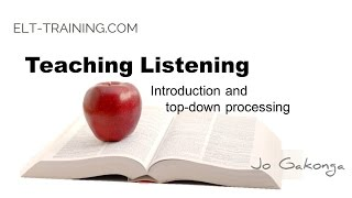 Download Teaching Listening 1 - Top down processing Video