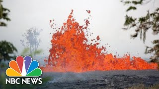 Download Lava Bombs, Lava Haze, Volcanic Smog: What Are They And What Do They Look Like? | NBC News Video