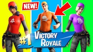 Download New CUSTOM SKINS and ARENA TRIOS!! (Fortnite Battle Royale) Video