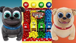 Download Puppy Dog Pals M&M' Mission Dispenser with Rolly & Bingo Video