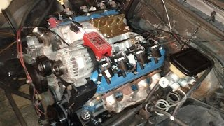 Download How-to: Swap an LSx Ls1 4.8 5.3 6.0 into older GM cars Video
