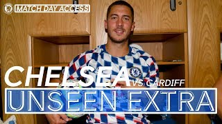 Download Tunnel Access: Hat-Trick Hero Hazard Helps Chelsea Win 4-1 Vs Cardiff | Chelsea Unseen Extra Video
