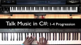 Download Talk Music in C#: 1-4 Progression Video