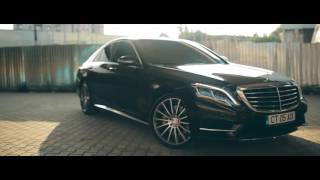 Download Wrapped Mercedes S Klasse Video