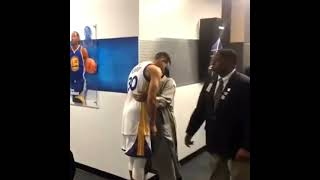 Download Stephen Curry and Ayesha Curry Postgame Love! Video