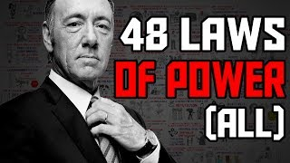 Download The 48 Laws of Power by Robert Greene Animated Book Summary - All laws explained Video