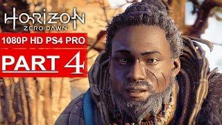 Download HORIZON ZERO DAWN Gameplay Walkthrough Part 4 [1080p HD PS4 PRO] - No Commentary Video