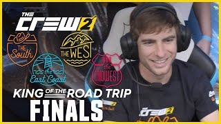 Download The Crew 2: LIVESTREAM - King of the Road Trip - FINALS   Ubisoft [NA] Video