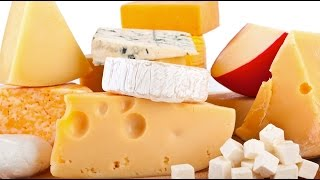 Download Top 10 Iconic Cheeses Video