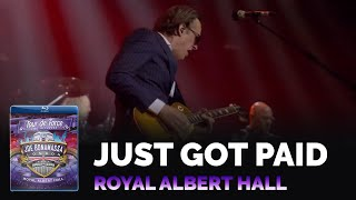 Download Joe Bonamassa Official - Just Got Paid - Tour de Force Live at the Royal Albert Hall Video
