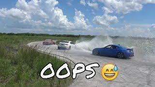 Download Taking My Dad Street Drifting.... (Kinda Gone Wrong) Video