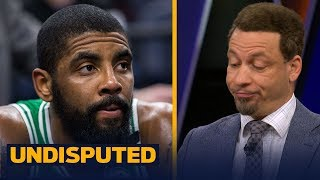 Download Chris Broussard's 3 reasons the Celtics should be concerned about Kyrie Irving | NBA | UNDISPUTED Video
