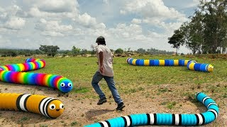 Download Slither.io In Real Life 2 Video