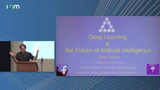 """Download Yann LeCun: ″Deep Learning and the Future of Artificial Intelligence"""" Video"""