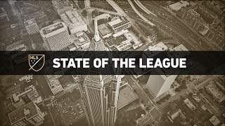 Download Commissioner State of the League | MLS Cup 2018 Video