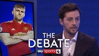 Download Is Jose Mourinho's treatment of Luke Shaw unfair?   Ryan Mason & Matthew Upson   The Debate Video