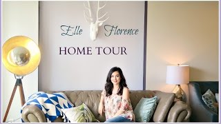 Download HOME TOUR | ELLE FLORENCE 2016 APARTMENT TOUR! Video