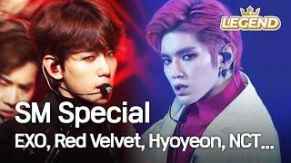 Download SM Special - EXO, Red Velvet, Hyoyeon, NCT Dream, NCT U [2018 KBS Song Festival / 2018.12.28] Video