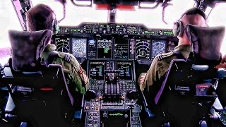 Download Royal Air Force Airbus A400M Atlas • Flight & Cockpit Video Video