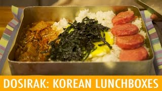 Download Dosirak: Traditional Korean Lunchbox Cafe (KWOW #183) Video