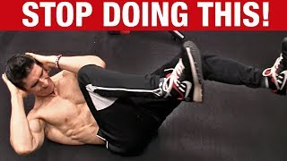 Download Stop Doing Abs Like This! (SAVE A FRIEND) Video