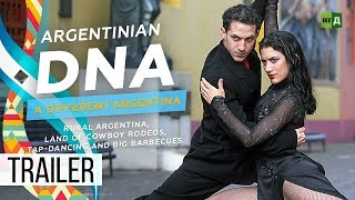 Download Argentinian DNA: A Different Argentina. Rural Argentina, tap-dancing and big barbecues (Trailer) Video