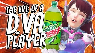 Download The life of a D.VA player Video