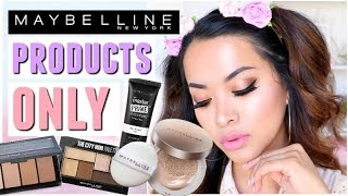 Download FULL FACE USING ONLY MAYBELLINE PRODUCTS! Video